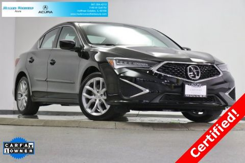 Certified Used 2019 Acura ILX Base Cars