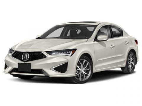 New 2020 Acura ILX with Premium Package Cars