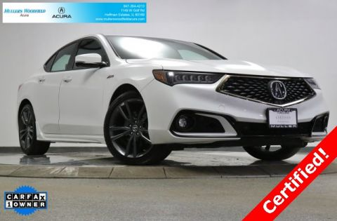 2020 Acura TLX V-6 SH-AWD with A-Spec Package