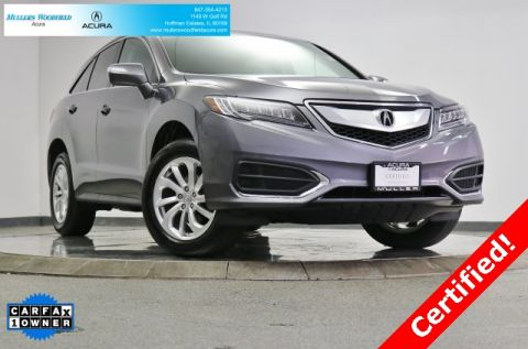 Used 2017 Acura RDX Base SUVs
