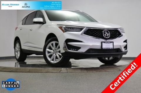 Used 2020 Acura RDX Base SUVs SH-AWD