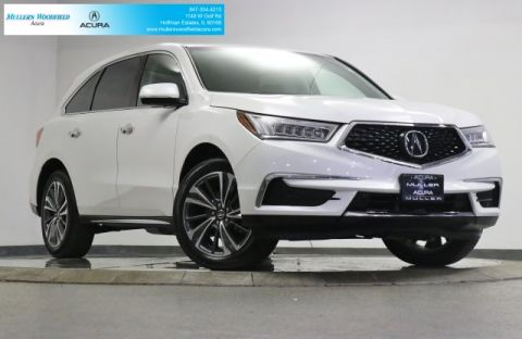 Used 2020 Acura MDX Technology SUVs SH-AWD