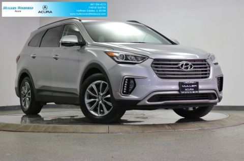 Used 2017 Hyundai Santa Fe Limited SUVs
